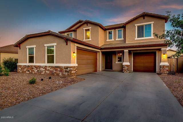 881 W Desert Valley Drive, San Tan Valley, AZ 85143 (MLS #6095084) :: Openshaw Real Estate Group in partnership with The Jesse Herfel Real Estate Group