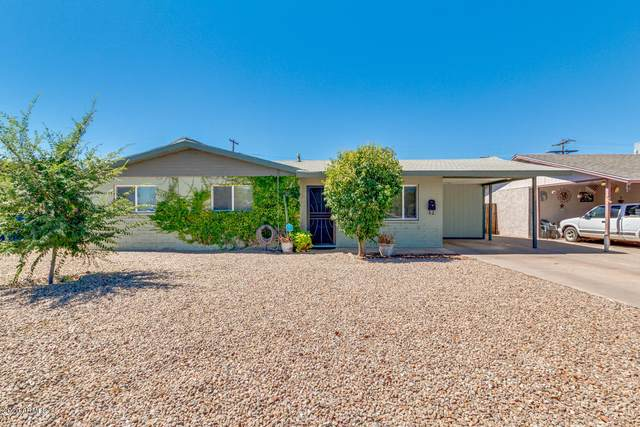 1359 W Vine Avenue, Mesa, AZ 85202 (MLS #6095092) :: The Bill and Cindy Flowers Team