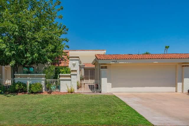 11419 N 56TH Street, Scottsdale, AZ 85254 (MLS #6095093) :: Nate Martinez Team