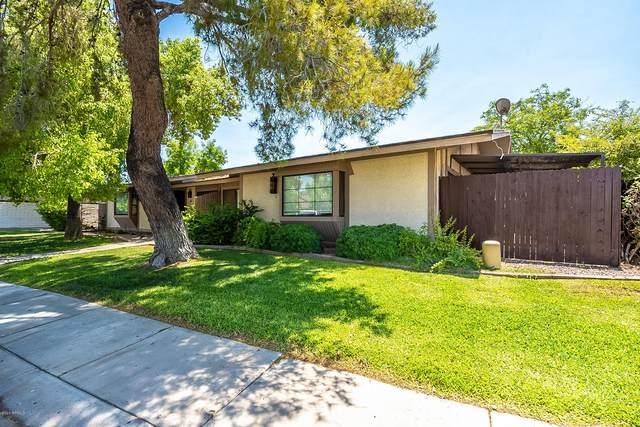 1550 N Stapley Drive #69, Mesa, AZ 85203 (MLS #6095116) :: Yost Realty Group at RE/MAX Casa Grande