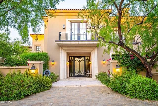 10163 E Hualapai Drive #2917, Scottsdale, AZ 85255 (MLS #6095117) :: Conway Real Estate