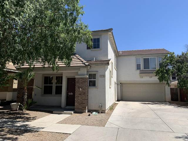 8735 E Lakeview Avenue, Mesa, AZ 85209 (MLS #6095120) :: Lucido Agency