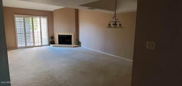 9115 E Purdue Avenue #210, Scottsdale, AZ 85258 (MLS #6095135) :: Brett Tanner Home Selling Team