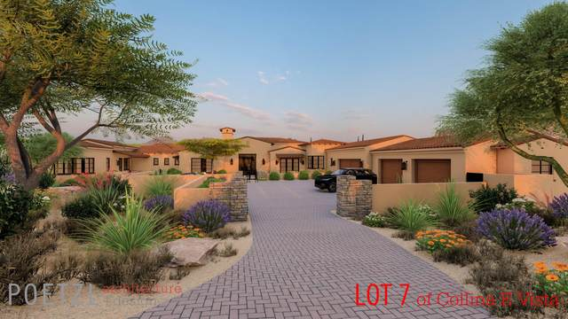 11737 E Quartz Rock Road, Scottsdale, AZ 85255 (MLS #6095137) :: The W Group