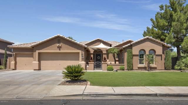 2868 S Cottonwood Drive, Gilbert, AZ 85295 (MLS #6095152) :: Lux Home Group at  Keller Williams Realty Phoenix