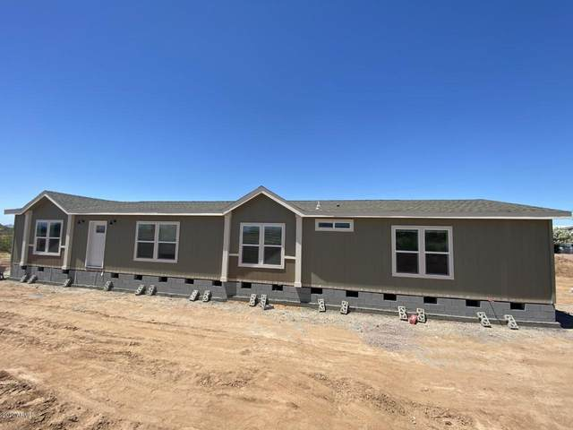 22423 W Dove Valley Road, Wittmann, AZ 85361 (MLS #6095154) :: The Laughton Team