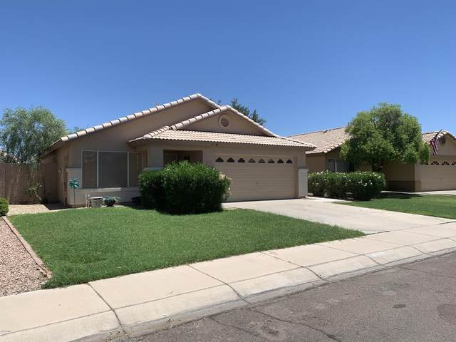 4074 E Libra Avenue, Gilbert, AZ 85234 (MLS #6095156) :: The C4 Group