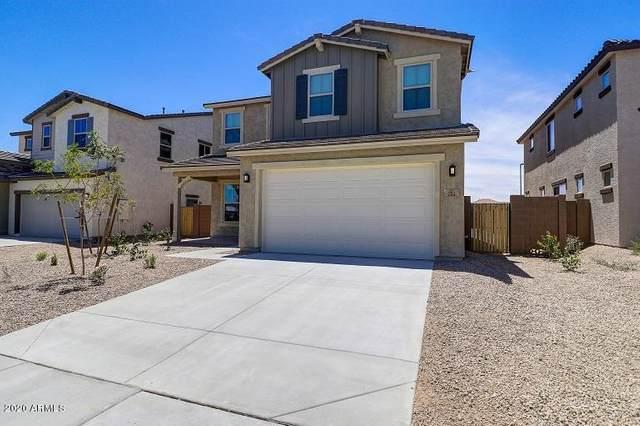 724 S 172ND Avenue, Goodyear, AZ 85338 (MLS #6095168) :: Devor Real Estate Associates