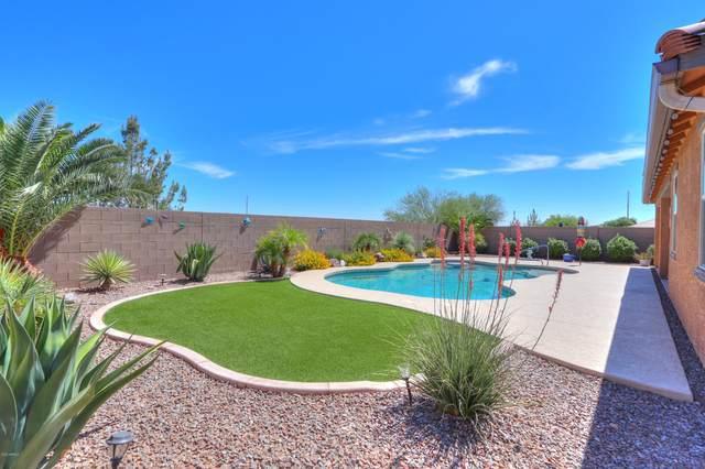 40586 W Marion May Lane, Maricopa, AZ 85138 (MLS #6095172) :: neXGen Real Estate