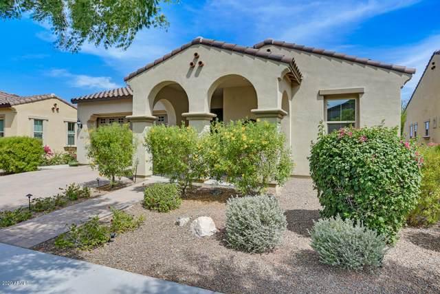 4659 N 206TH Avenue, Buckeye, AZ 85396 (MLS #6095175) :: Arizona Home Group