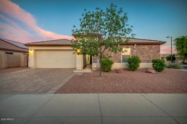 25277 W Darrel Drive, Buckeye, AZ 85326 (MLS #6095185) :: Kepple Real Estate Group