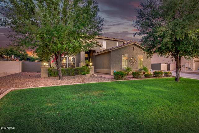 4091 E Ravenswood Drive, Gilbert, AZ 85298 (MLS #6095187) :: Openshaw Real Estate Group in partnership with The Jesse Herfel Real Estate Group