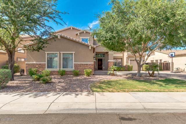 948 E Julian Drive, Gilbert, AZ 85295 (MLS #6095196) :: Klaus Team Real Estate Solutions