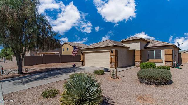 27985 N Gold Lane, San Tan Valley, AZ 85143 (MLS #6095201) :: Riddle Realty Group - Keller Williams Arizona Realty