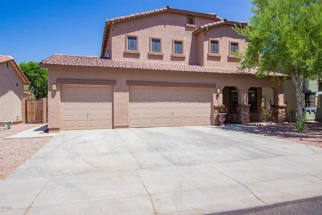 15433 N 170TH Lane N, Surprise, AZ 85388 (MLS #6095217) :: Yost Realty Group at RE/MAX Casa Grande