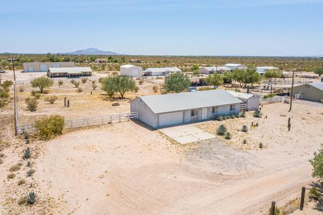 23115 E Oxbow Drive, Florence, AZ 85132 (MLS #6095229) :: The Daniel Montez Real Estate Group