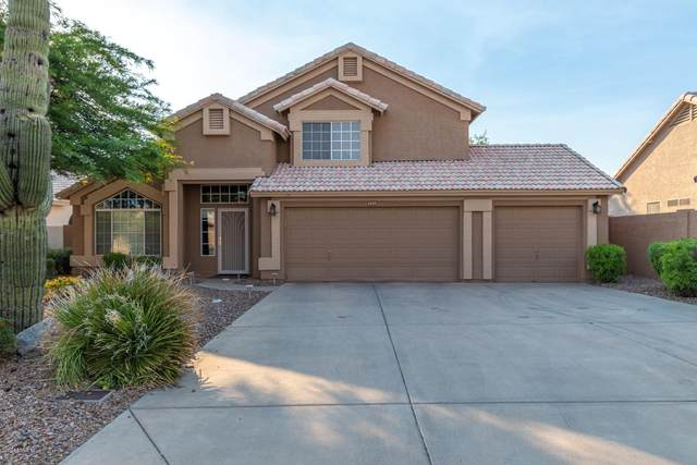 4232 E Montgomery Road, Cave Creek, AZ 85331 (MLS #6095231) :: Yost Realty Group at RE/MAX Casa Grande