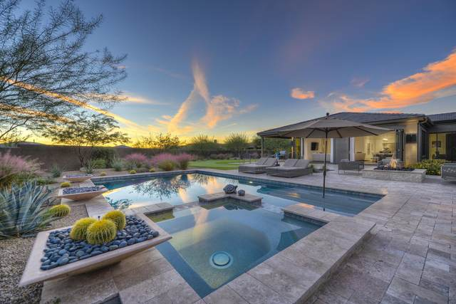 26036 N 89TH Street, Scottsdale, AZ 85255 (MLS #6095249) :: The W Group