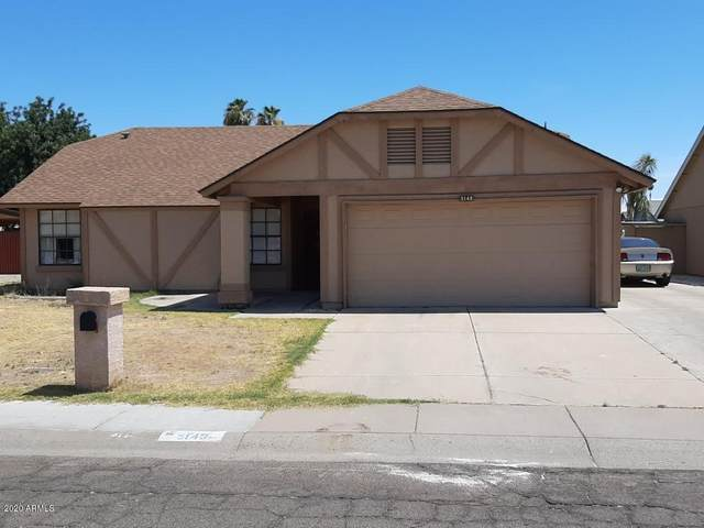 5143 W Diana Avenue, Glendale, AZ 85302 (MLS #6095291) :: Yost Realty Group at RE/MAX Casa Grande