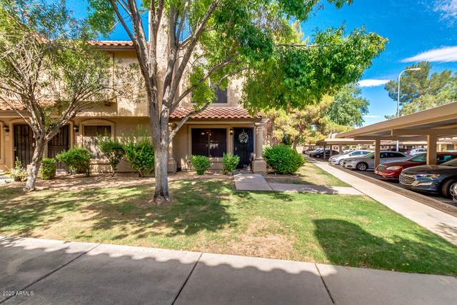 3491 N Arizona Avenue #115, Chandler, AZ 85225 (MLS #6095310) :: Homehelper Consultants