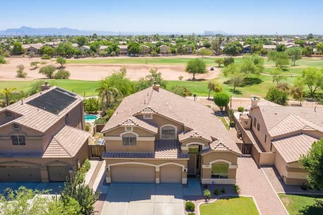 1355 S Sandstone Street, Gilbert, AZ 85296 (MLS #6095351) :: Scott Gaertner Group