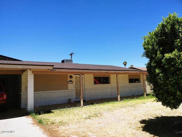 3740 W Krall Street, Phoenix, AZ 85019 (MLS #6095381) :: Brett Tanner Home Selling Team
