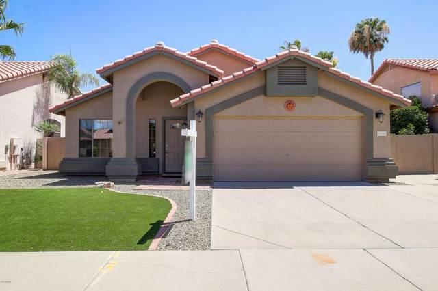 4427 E Meadow Drive, Phoenix, AZ 85032 (MLS #6095385) :: The Laughton Team