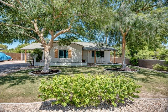 619 N Horne Road, Mesa, AZ 85203 (MLS #6095397) :: The Laughton Team