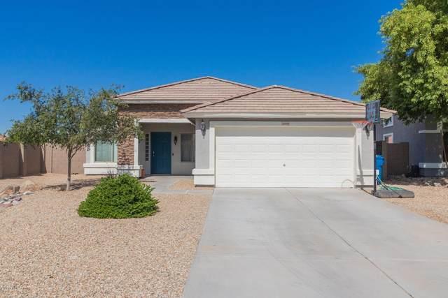 2898 S 256TH Court, Buckeye, AZ 85326 (MLS #6095415) :: Klaus Team Real Estate Solutions