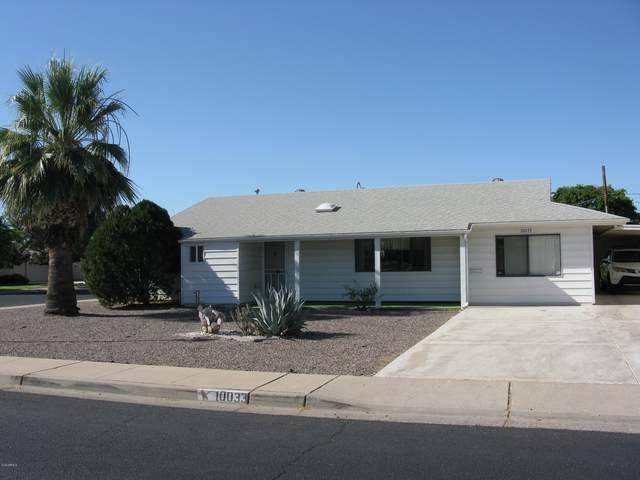 10033 W Sun City Boulevard, Sun City, AZ 85351 (MLS #6095417) :: The Garcia Group