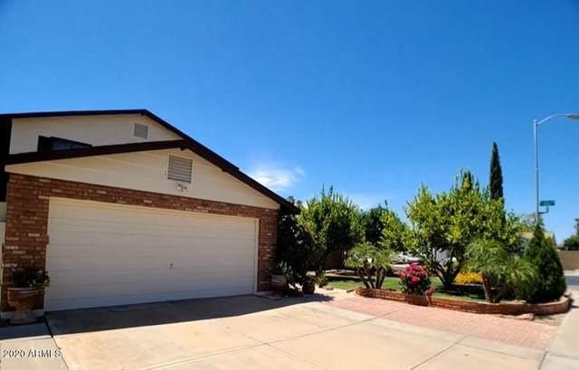 2052 S Cottonwood, Mesa, AZ 85202 (MLS #6095421) :: Arizona Home Group