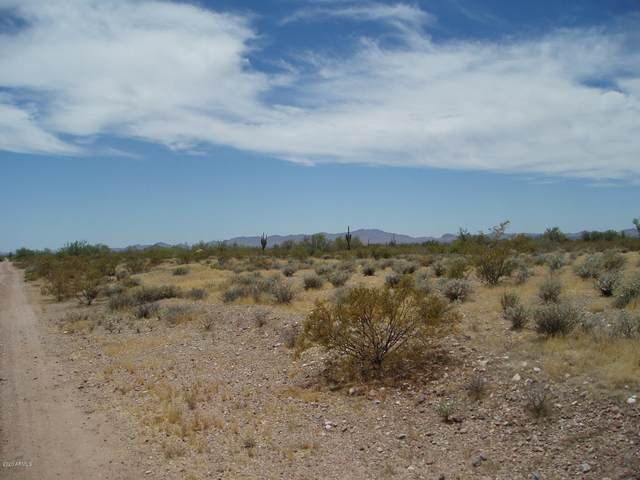 35220 W Whispering Ranch Road, Unincorporated County, AZ 85390 (MLS #6095427) :: The W Group