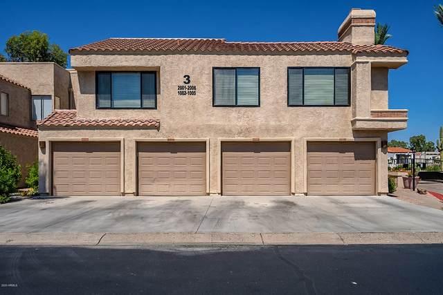 10115 E Mountain View Road #2006, Scottsdale, AZ 85258 (MLS #6095431) :: Brett Tanner Home Selling Team