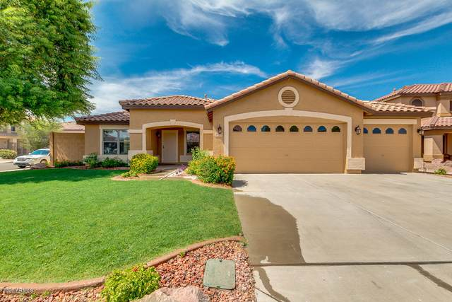 10634 W Villa Chula, Peoria, AZ 85383 (MLS #6095484) :: The Laughton Team