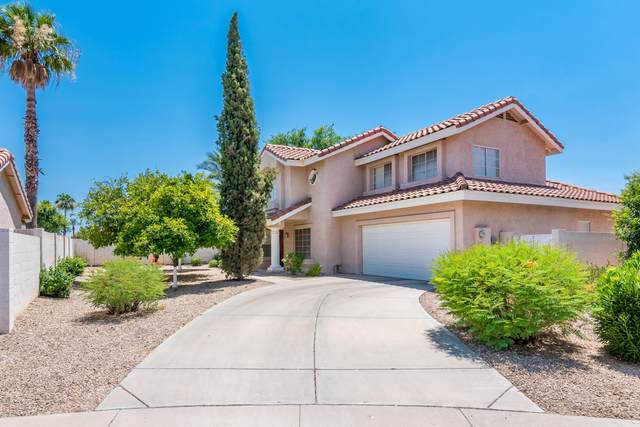 3921 W Golden Keys Way, Chandler, AZ 85226 (MLS #6095533) :: Lucido Agency
