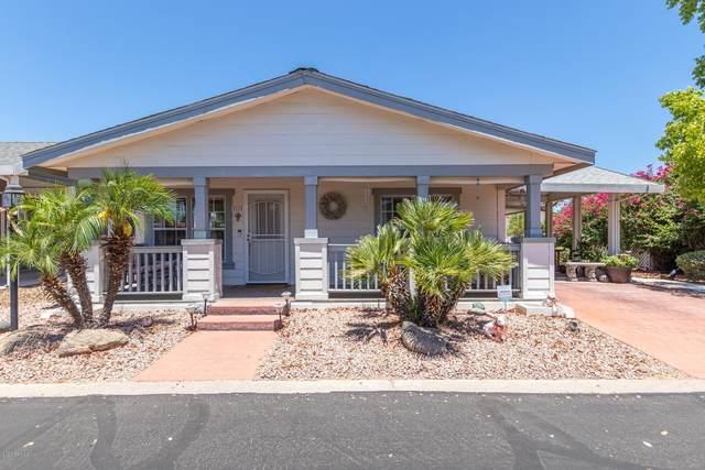 19602 N 32ND Street #11, Phoenix, AZ 85050 (MLS #6095543) :: Brett Tanner Home Selling Team