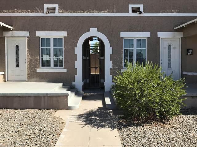 915 W Woodland Avenue, Phoenix, AZ 85007 (MLS #6095546) :: Conway Real Estate