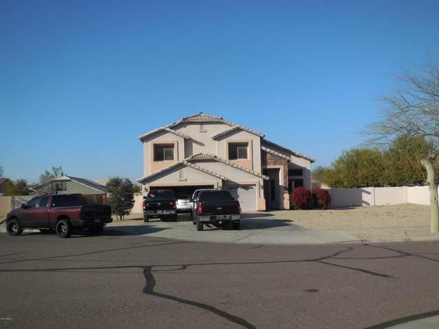 2414 W Darrow Street, Phoenix, AZ 85041 (MLS #6095561) :: Klaus Team Real Estate Solutions