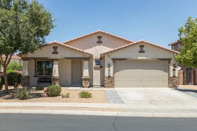 17286 W Morning Glory Street, Goodyear, AZ 85338 (MLS #6095591) :: Arizona 1 Real Estate Team