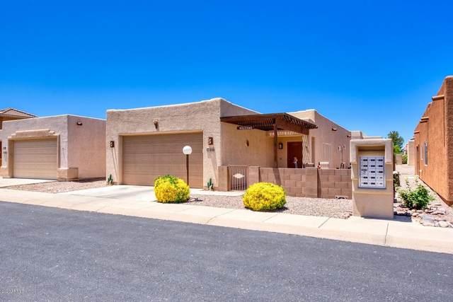 286 S Taylors Trail, Sierra Vista, AZ 85635 (MLS #6095614) :: Service First Realty