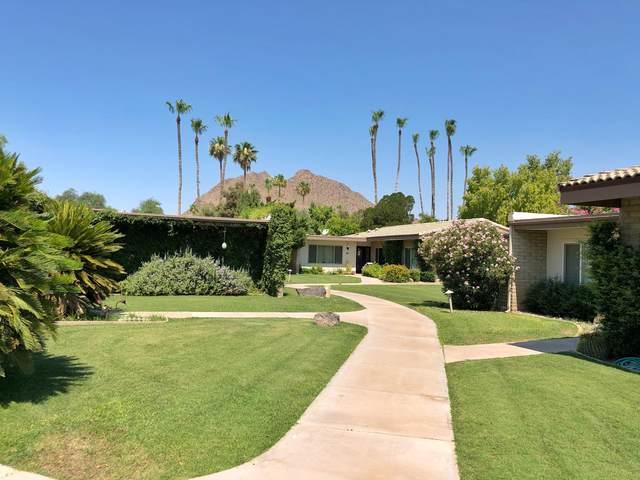4800 N 68TH Street #105, Scottsdale, AZ 85251 (MLS #6095631) :: Brett Tanner Home Selling Team