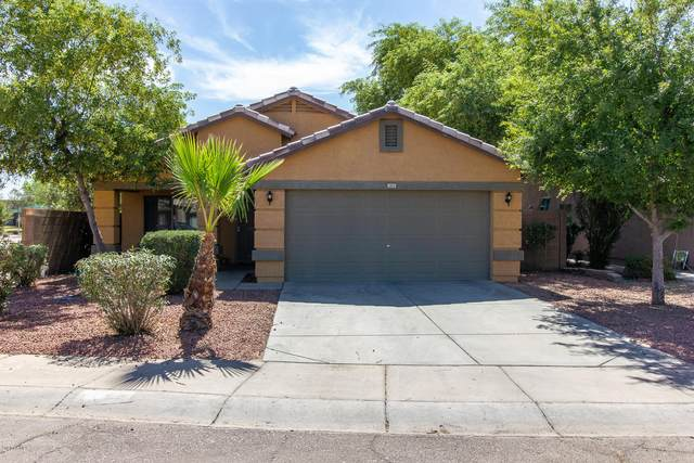 1805 S 63RD Drive, Phoenix, AZ 85043 (MLS #6095635) :: Lifestyle Partners Team