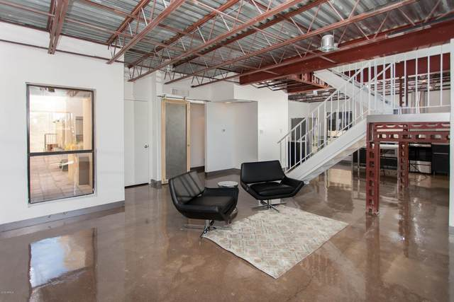 2 W Georgia Avenue #4, Phoenix, AZ 85013 (MLS #6095640) :: Klaus Team Real Estate Solutions