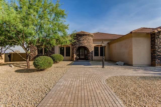 607 W Los Carrales Drive, Phoenix, AZ 85086 (MLS #6095647) :: REMAX Professionals