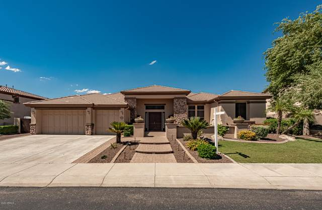 9194 W Andrea Drive, Peoria, AZ 85383 (MLS #6095658) :: Klaus Team Real Estate Solutions