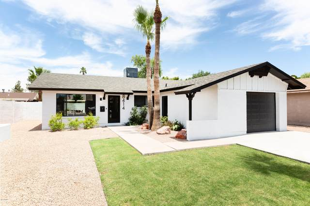 8414 E Bonita Drive, Scottsdale, AZ 85250 (MLS #6095713) :: Conway Real Estate
