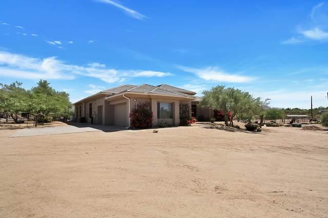 1724 E Maddock Road, Phoenix, AZ 85086 (MLS #6095762) :: Nate Martinez Team