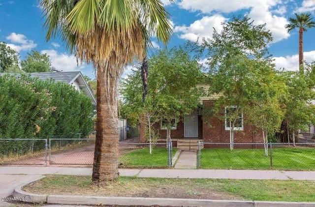 1813 N 10TH Street, Phoenix, AZ 85006 (MLS #6095763) :: Brett Tanner Home Selling Team