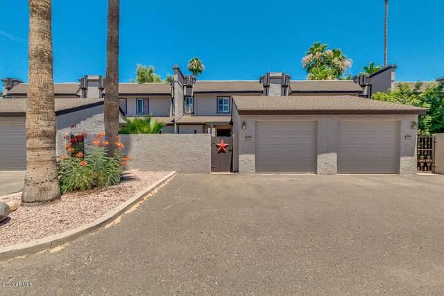 2338 W Lindner Avenue #18, Mesa, AZ 85202 (MLS #6095767) :: Brett Tanner Home Selling Team