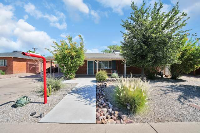 7302 E Sheridan Street, Scottsdale, AZ 85257 (MLS #6095783) :: The Daniel Montez Real Estate Group